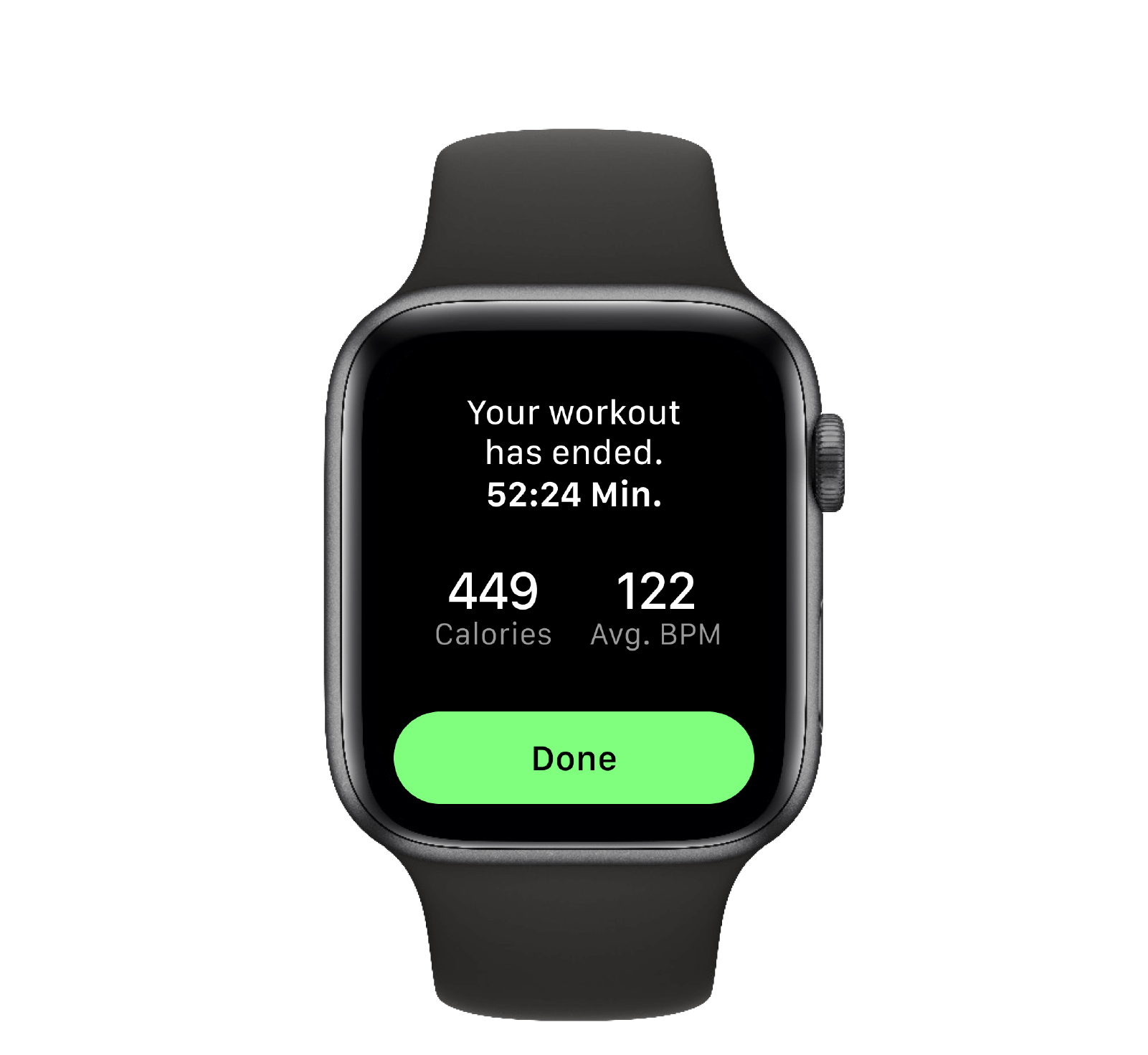 Stride Apple Watch